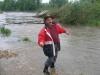 Rafting kup Mura 2006-bez obzira na početak lošeg vremena,neki su raspoloženi