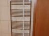 Chrom kupaonski radijator sa regulacijom za podno grijanje