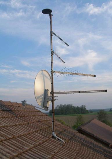 Zemaljski antenski sustav